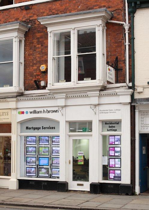 William H Brown Estate Agents Beverley Office - 01482 880488