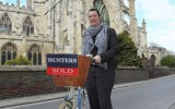 Hunters Estate Agents To Get On Their Bikes in Aid of St Mary's Church